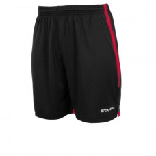 FOCUS SHORT (BLACK-RED)