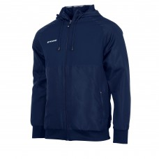 CENTRO HOODED MICRO TOP (NAVY)