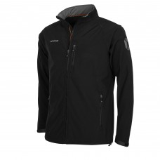 CENTRO SOFTSHELL JACKET (BLACK)