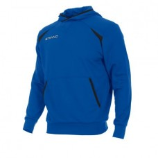 CENTRO HOODED SWEAT TOP (ROYAL)