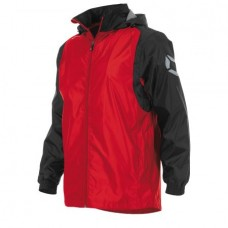 CENTRO WINDBREAKER (RED-BLACK)