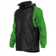 CENTRO WINDBREAKER (BLACK-GREEN)