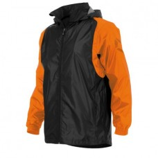 CENTRO WINDBREAKER (BLACK-ORANGE)