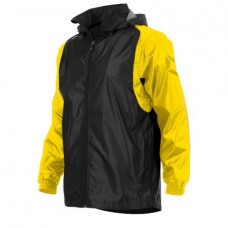 CENTRO WINDBREAKER (BLACK-YELLOW)