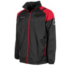 CENTRO ALL WEATHER JACKET (BLACK-RED)