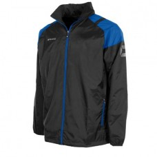 CENTRO ALL WEATHER JACKET (BLACK-ROYAL)