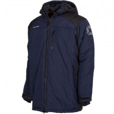 CENTRO PADDED COACH JACKET (NAVY)
