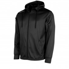 FIELD FZ HOODED TOP (BLACK)