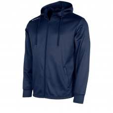 FIELD FZ HOODED TOP (NAVY)