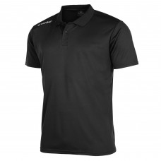 FIELD POLO (BLACK)