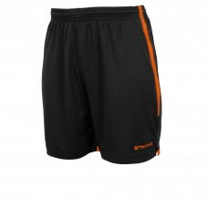 FOCUS SHORT (BLACK-ORANGE)
