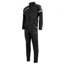 PRESTIGE FZ POLY SUIT (BLACK-WHITE)