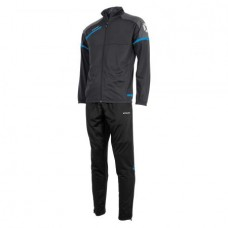 PRESTIGE FZ POLY SUIT (GREY-BLUE)