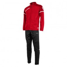 PRESTIGE FZ POLY SUIT (RED-WHITE)