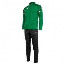 PRESTIGE FZ POLY SUIT (GREEN-WHITE)