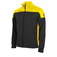 PRIDE FZ TTS TOP (BLACK-YELLOW)