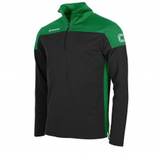 PRIDE HZ TTS TOP (BLACK-GREEN)