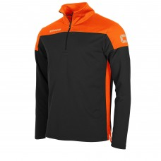 PRIDE HZ TTS TOP (BLACK-ORANGE)