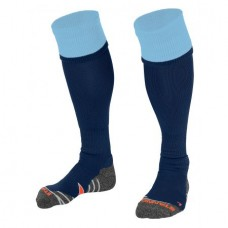 COMBI SOCKS (NAVY-SKY)