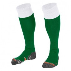 COMBI SOCKS (EMERALD-WHITE)