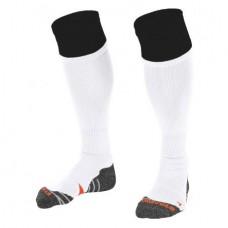 COMBI SOCKS (WHITE-BLACK)