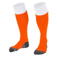 COMBI SOCKS (ORANGE-WHITE)