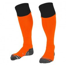 COMBI SOCKS (ORANGE-BLACK)