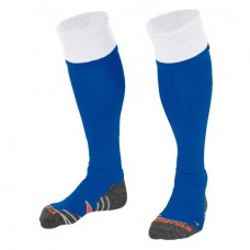 COMBI SOCKS (ROYAL-WHITE)