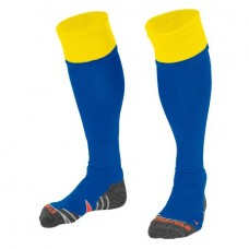 COMBI SOCKS (ROYAL-YELLOW)