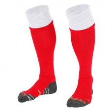 COMBI SOCKS (RED-WHITE)
