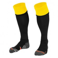 COMBI SOCKS (BLACK-YELLOW)