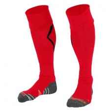 FORZA SOCKS (RED-BLACK)